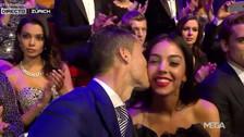 La foto más amorosa de Georgina Rodríguez junto a Cristiano Ronaldo