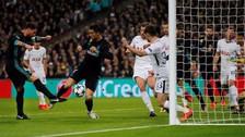 Cristiano Ronaldo evitó que Sergio Ramos anotara para el Real Madrid