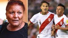 La mamá de Paolo Guerrero defendió a su hijo luego de la sanción