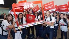 Así se vivió el Día del Peruano Camiseta en todo el país