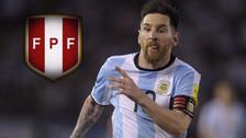 YouTube | Lionel Messi reveló lo que sintió tras empatar con Perú