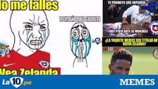 Nuevos memes en la antesala del duelo Perú vs. Nueva Zelanda
