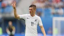 Marco Rojas: el hijo de un chileno que jugará por Nueva Zelanda ante Perú
