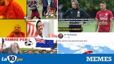 Los memes más divertidos en la previa del Perú vs. Nueva Zelanda