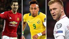 El 11 ideal de futbolistas con nombres impronunciables