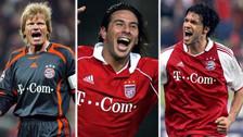 Equipo de estrellas: el once ideal del Bayern Munich en las temporadas 2000/2009