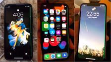 Una línea verde aparece en la pantalla de algunos iPhone X