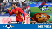 España es protagonista de los memes tras golear a Costa Rica