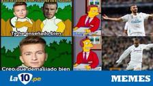 Benzema y Bale son víctimas de memes por su bajo nivel en el Real Madrid