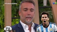 YouTube | Gabriel Batistuta y su molestia por el récord de Lionel Messi