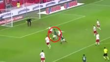 YouTube | Raúl Jiménez anotó un golazo de zurda en el triunfo de México