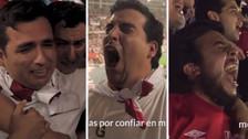 El emocionante video que demuestra todo lo que ha sufrido el hincha peruano
