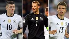 El 11 ideal de Alemania para ganar el mundial Rusia 2018