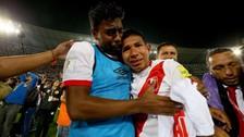 Las lágrimas de Edison Flores tras clasificar al Mundial Rusia 2018