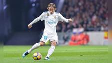 Se lo hizo al Apoel: Modric marcó golazo de volea en Champions League
