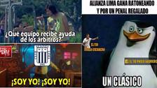 Alianza Lima es blanco de memes tras vencer a UTC