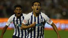 Alianza Lima: Aguiar marcó golazo de zurda desde fuera del área