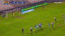 Alianza Lima: así fue el gol de penal de Germán Pacheco ante UTC