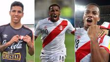 La foto de Farfán junto a Carrillo y Peña cuando jugaban en Alianza Lima