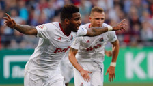 YouTube | Jefferson Farfán anotó de zurda en la Europa League