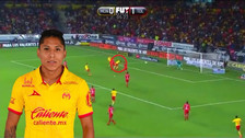 Video   Raúl Ruidíaz anotó un golazo de cabeza ante Toluca