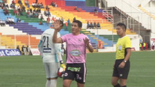 El curioso gesto de Johan Fano para calmar a hinchas de Sport Boys
