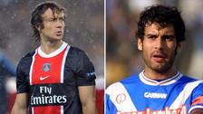10 futbolistas que no recuerdas que jugaron para estos equipos
