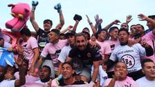 Fotos |  Así festejó Sport Boys su vuelta a Primera División