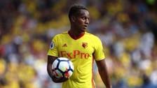 En gol de Watford: la asistencia de André Carrillo ante Manchester United