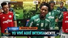 El emotivo discurso de Zé Roberto antes de retirarse del fútbol