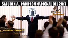 Alianza Lima es víctima de memes después de ganar a la San Martín
