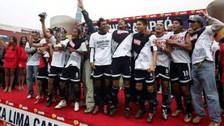 ¿Cuál fue el último equipo de Alianza Lima que salió campeón?