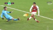 YouTube | De Gea salvó a Manchester United con una doble atajada