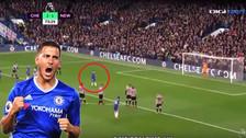 YouTube | Chelsea ganó a Newcastle con gol a lo 'Panenka' de Hazard