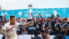 Paolo Guerrero envió un emotivo saludo tras el título de Alianza Lima