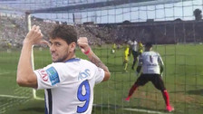 Alianza Lima: revive a ras del campo el primer gol de Gabriel Leyes