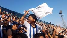 Desde la tribuna: así se vivió el primer gol de Alianza Lima ante Comerciantes