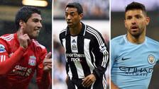 Con Solano: los 10 máximos goleadores sudamericanos en la Premier League
