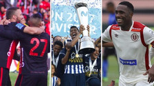 Los equipos peruanos que jugarán la Copa Libertadores y Sudamericana 2018