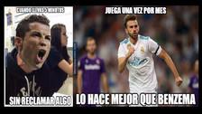 Memes se burlan del Real Madrid y su triunfo en Champions League