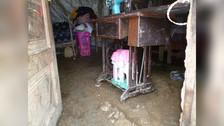 Cuatro viviendas son afectadas por lluvias en Huamachuco