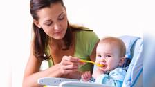 De la leche materna a los primeros alimentos: recomendaciones para que tu niño tenga una alimentación balanceada