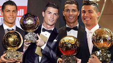 Se filtraron los nuevos chimpunes de Cristiano Ronaldo por ganar el Balón de Oro