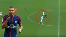 YouTube | Mbappe eludió a tres rivales y anotó tras corrida desde media cancha