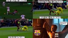 Barcelona es protagonista de memes tras derrotar al Villarreal