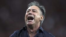 Tras ganar la Sudamericana: el conmovedor llanto de Ariel Holan