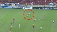 Ante Independiente: la gran barrida de Trauco en final de la Sudamericana