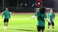 YouTube | El 'freestyler' de Modric y Marcelo con una pelota de tenis
