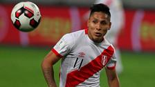 El emotivo mensaje de Ruidíaz tras conocer la nueva camiseta del Perú