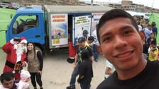 Video | Edison Flores reveló cuál fue su primer regalo de Navidad